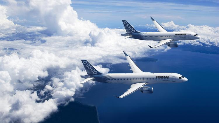 Goldman Sachs says it believes Canadian plane and train maker Bombardier will see another delay in its CSeries passenger plane program, and that could negatively impact the company's financial results.