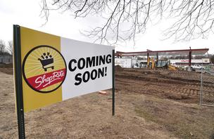 This will be the fourth ShopRite to open in the Capital Region since the chain returned to the area in fall 2011 after a 20-year absence. The store is less than a mile away from the Price Chopper at 1892 Central Ave.