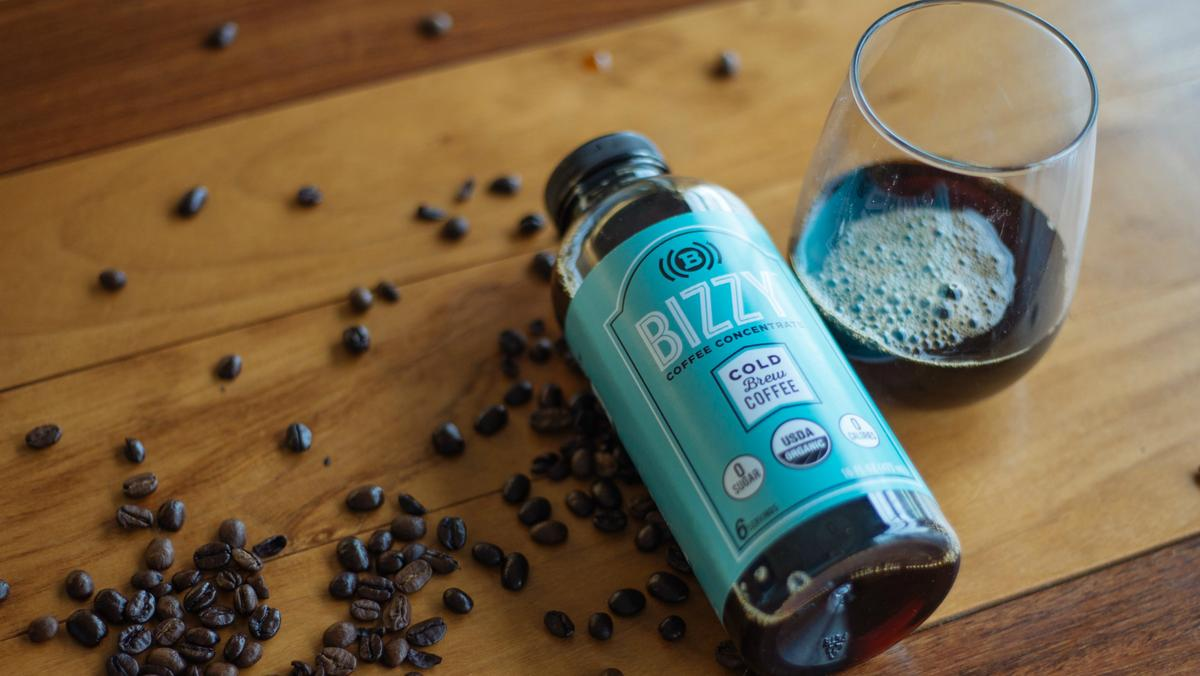 Coffee Startup Bizzy Makes Cold Brew Shelf Stable And