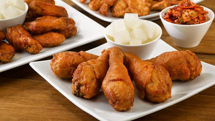 Korean Fried Chicken Chain Joins Growing List Of Restaurants At