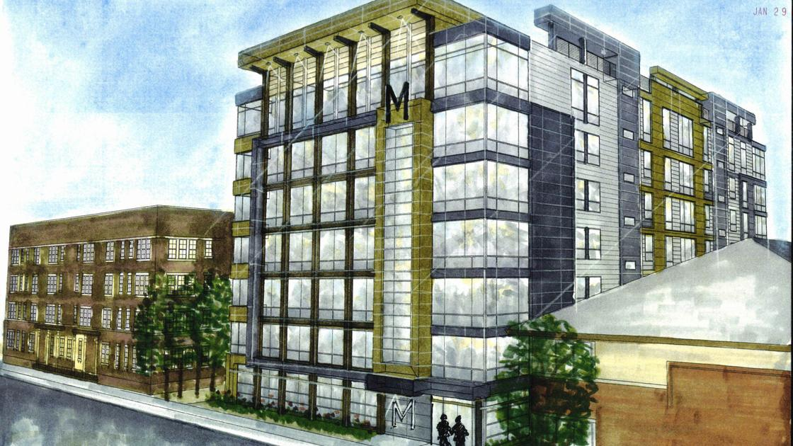 journal milwaukee building seven story university estate business the proposed real campus at apartments bedroom marquette blog in m apartment