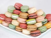 Macarons are one of Rocket Baby Bakery's specialties.