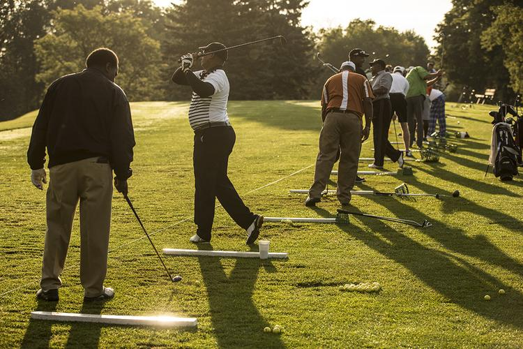 The event was held at the Silver Spring Country Club in Menomonee Falls.