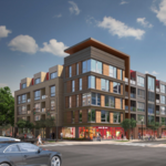 Construction kicks off on luxury Clarendon apartments