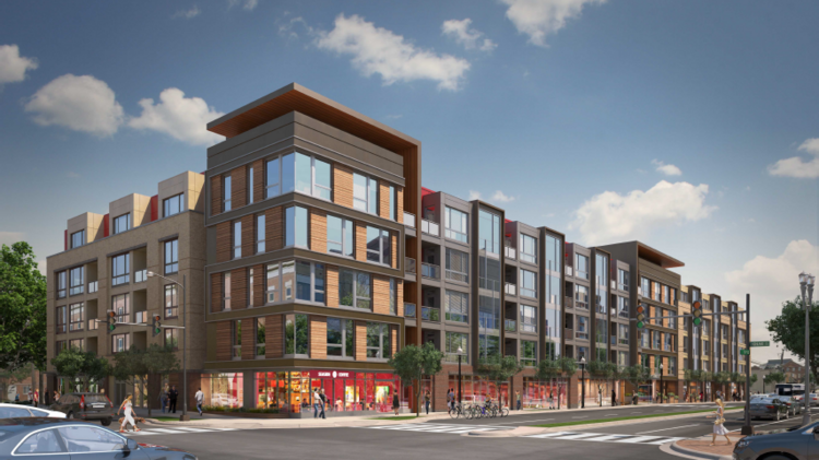 CRC Companies LLC breaks ground on Clarendon apartments with
