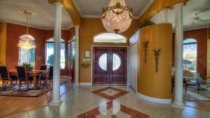 Custom Home Luxurious in Scale & Sensational in Detail!