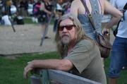 Cathedral Square was full of people who almost looked like actor Jeff Bridges.