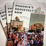 Downtown Phoenix's Roosevelt Row gets its own book