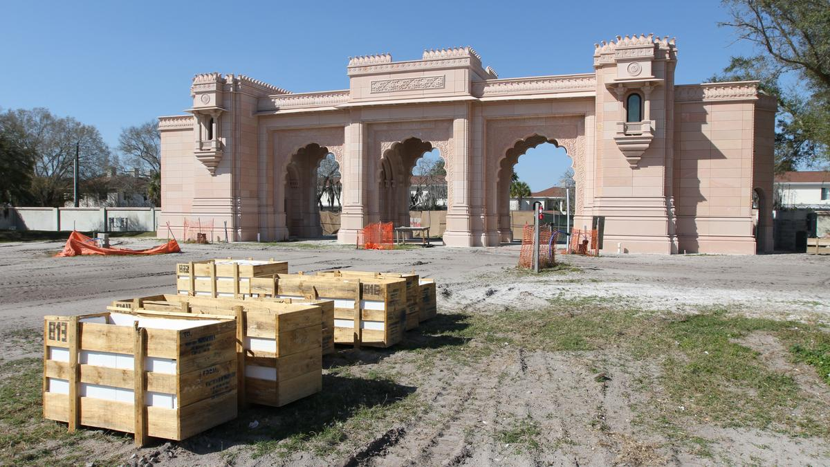 a palace rises in suburban tampa tampa bay business journal