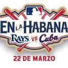 Date set for Rays' exhibition game in Cuba