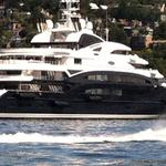 As Bill Gates lounges aboard the 440-foot Serene super yacht in Sardinia, another super yacht may be headed to Seattle
