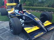 Not what you'd call stock. This 1992 Lamborghini-powered F1 car is one of three in the world. Twelve cylinders made 800 HP, as driver Christian Fittipaldi could tell owner James Dilorio. It originally was raced by the Minardi F1 team.