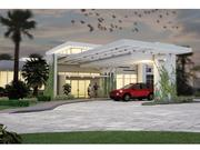 The community center at the Strata at Plantation townhouse project at 4350 W. Sunrise Blvd.