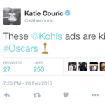 Kohl's: 'Oscars sponsorship let us reach new customers'
