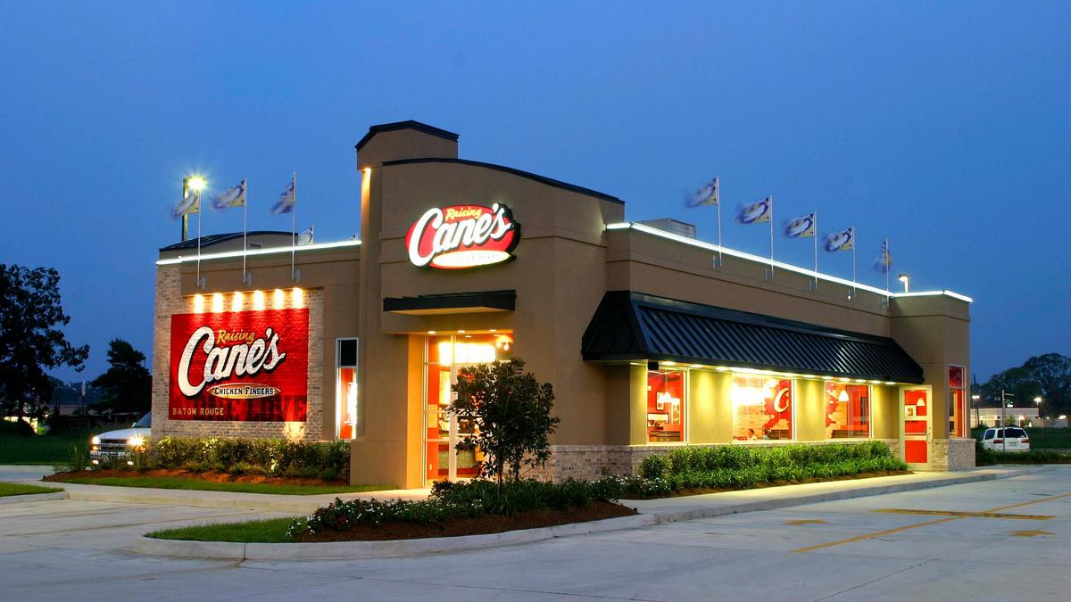 Louisiana-based Raising Cane's Chicken Fingers opening ... Raising Cane's Locations