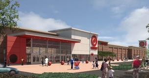 A rendering of the store Target plans to build in Cary, N.C.