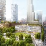 Drexel, Brandywine to develop new $3.5B neighborhood called Schuylkill Yards