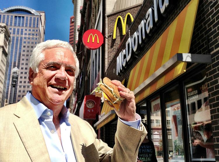 Marc Chairman Tony Bucci calls the launch of the Big Mac back in 1968, when he was a newcomer to the agency, the most memorable campaign of his career.