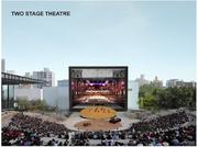 South Beach ACE's plan would also include creating an open-air stage behind the Fillmore Miami Beach at the Jackie Gleason Theater and adding a retractable wall.