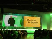 Best-selling financial author, radio host and motivational speaker Dave Ramsey shared his five essentials for business Wednesday, March 2 at Infusionsoft's 10th annual ICON small business conference.