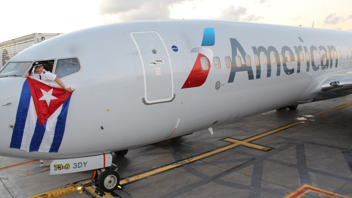 American Airlines Sets Nov 30 Date For Inaugural Clt