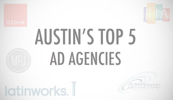 This slideshow reveals the top advertising and marketing agencies in Austin. Click the photo above to begin.