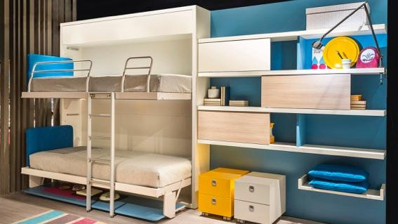 Resource Furniture Specializes In Hideaway, Murphy Style Furniture Made By  Italian Designer Clei.