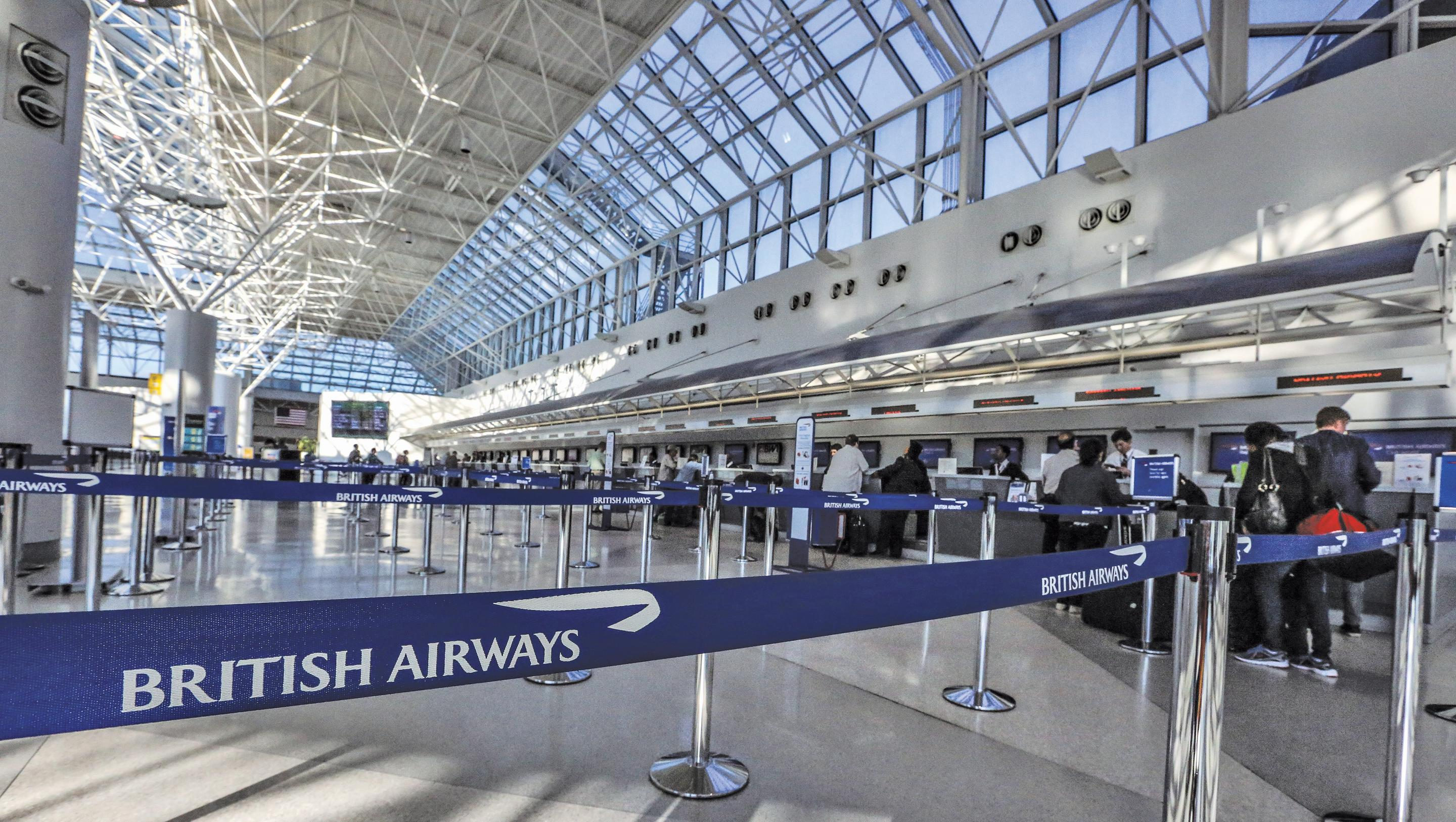 Have you flown internationally out of BWI?
