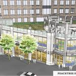 Dewberry files plans to expand office, retail at Campanile