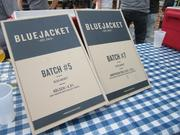 Bluejacket served a few of its test batches at a preview barbecue Aug. 18.