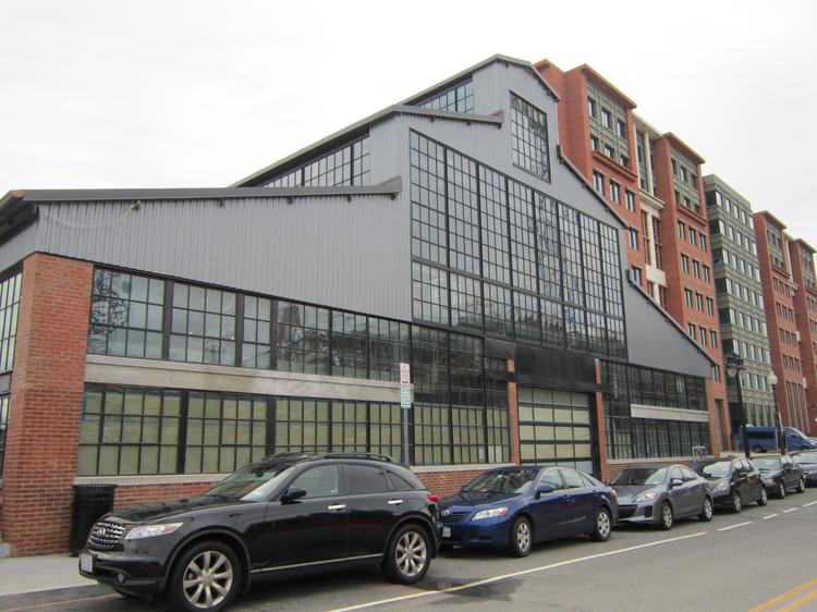 Situated in the part of The Yards development known as the Boilermaker Shops, Bluejacket Brewery will combine restaurant, bar and brewery in one.