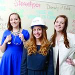 Students aim to attract female engineers