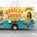 Take a look at the mobile record store Crosley is building