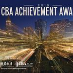 Here are the 2015 Commercial Brokers Association award winners