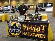 Spirit Halloween stores' Rob Monger said the retailer has 15 temporary stores in Greater Orlando this year.