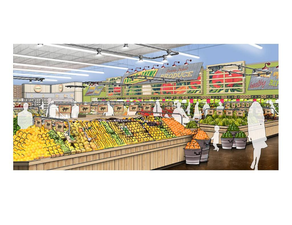 At Wednesday Farmers Market I Signed >> Fresh Thyme Farmers Market Signs Lease For 1st Cincinnati Store