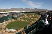 Skyboxes will debut at the TPC Scottsdale as part of the Phoenix Open beginning next year.