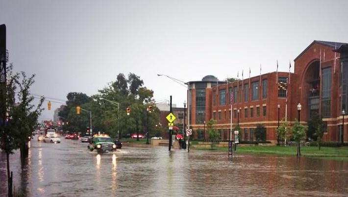 Ohio State University Seeks Sewer Fixes To Stop South Campus Dorm
