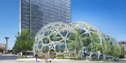 This shows the latest design for the second phase of Amazon's three-phase project. Phase II is scheduled to open in late 2016, Amazon officials said.