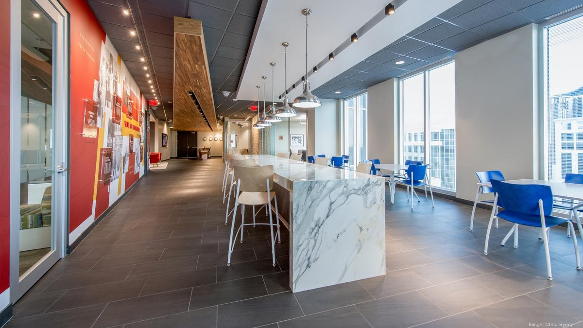 2016 Coolest Office Spaces: Red Lobster - Orlando Business Journal
