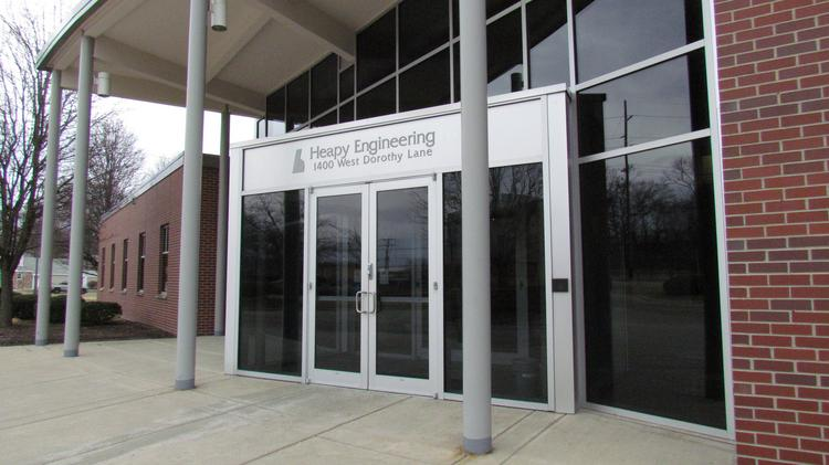 Heapy is the second largest engineering firm in the Dayton region, with $25.5 million in billings in 2014, according to the 2015-2016 DBJ Book of Lists. The Kettering-basec company has about 140 local employees including 70 engineers.