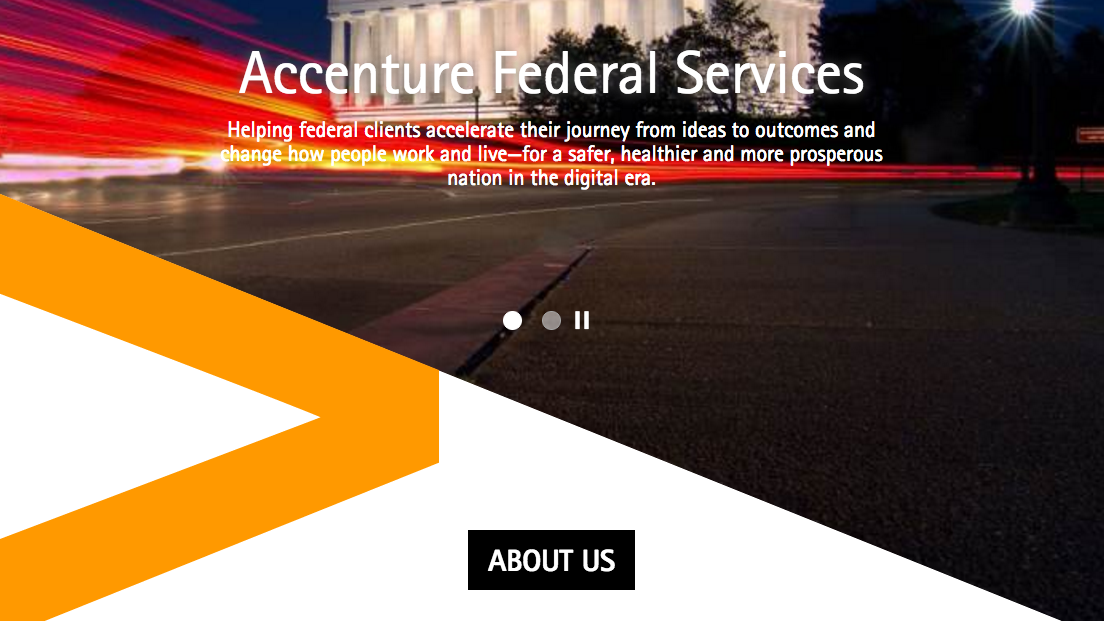 Accenture inks $128M in federal contracts so far in FY2016