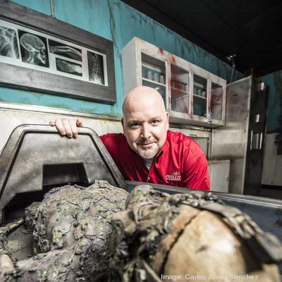 See where Phillips Entertainment plans to open new Extreme Escape attraction - San Antonio Business Journal
