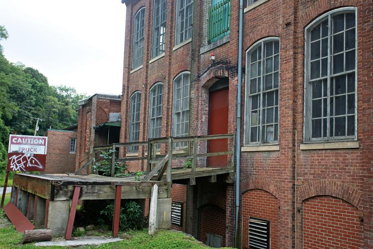 Terra Nova Ventures LLC is plotting a $20 million redevelopment of the former Whitehall Cotton Mill on Clipper Mill Road, less than a half-mile from Terra Nova Ventures' Mill No. 1.