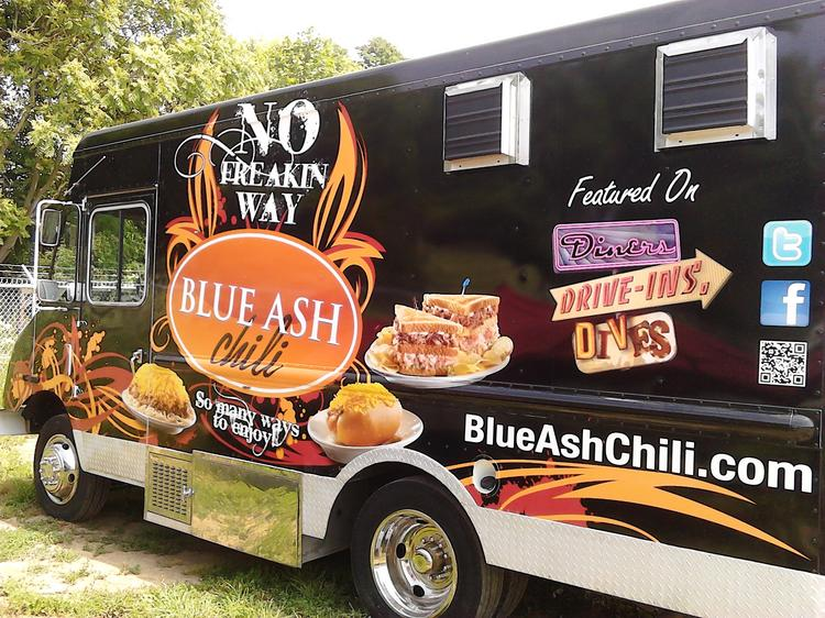 Blue Ash Chili's food truck will go to different spots around the region, including corporate and private events.