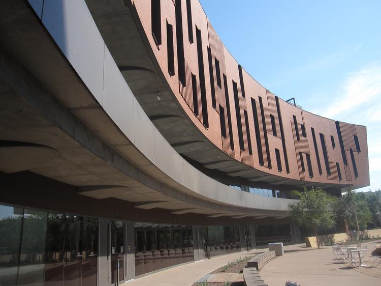 The South Wing of McCord Hall. Click through for more photos of the new building, both inside and out.