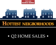 2. Where are Portland's hottest neighborhoods? (Q2 2013)  Our most-viewed residential housing gallery of the year. This gallery looked at the ZIP codes that saw the most home sales in the second quarter.