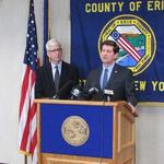 Erie County officials make their push for ethics reform