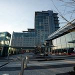 Steps to Metro, views of Sugarloaf: First look inside BLVD at Reston Station