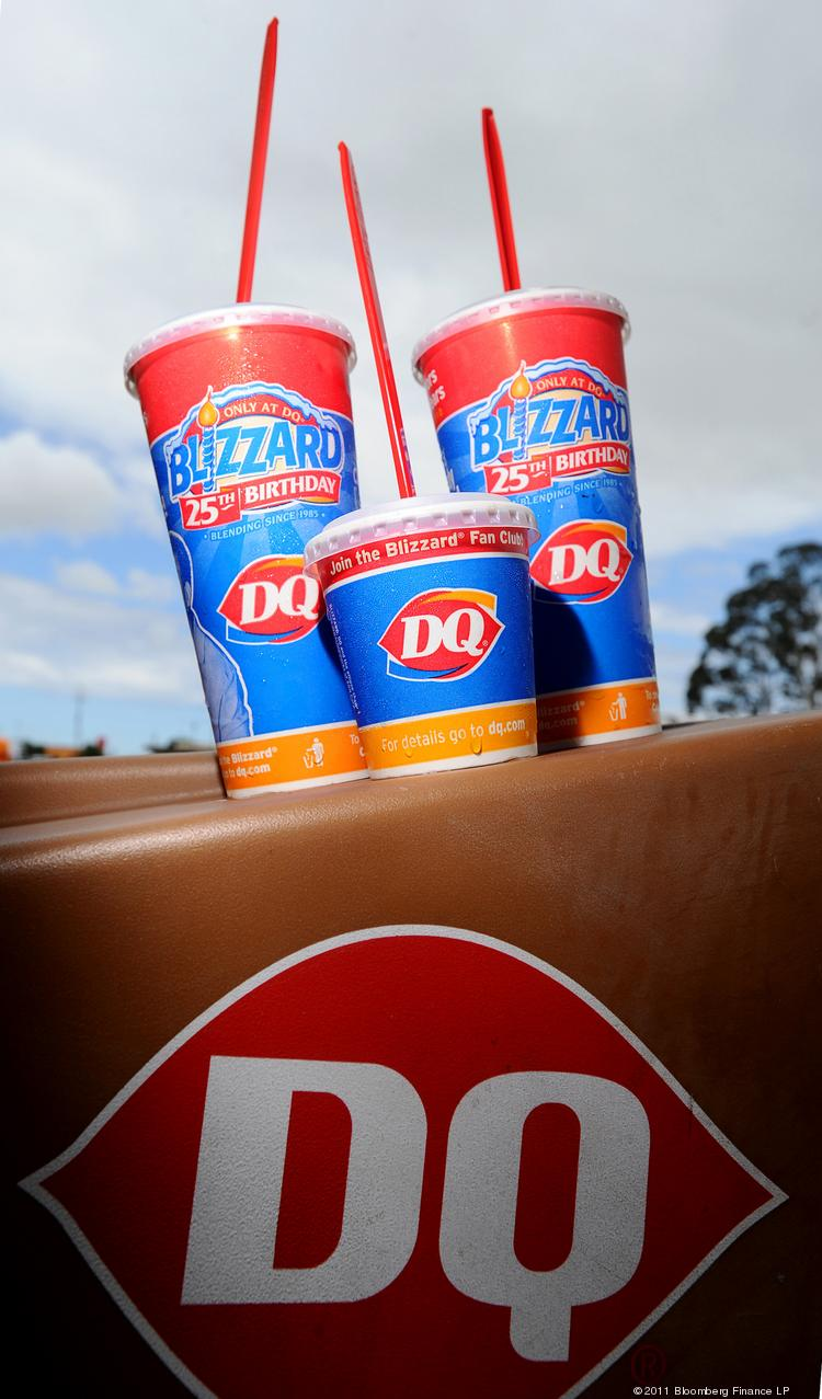 """The biggest clue for us when we have a good flavor is that you'll get that emotional sound — that 'ooh' — while they're eating it,"" said Eric Hughes, former director of product marketing for International Dairy Queen's treats business."